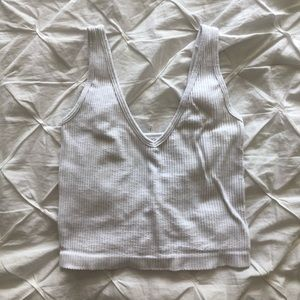 free people tank top xs/s